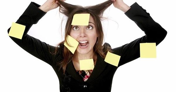 Voce sabe quais fatores levam ao estresse?  – 5 Dicas para Vencer o Estresse