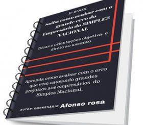 e-book grátis Afonso Rosa Contador Perito
